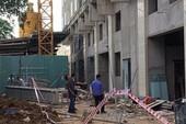 2 công nhân rơi từ tầng 8 chung cư thương vong