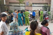 Nữ tạp vụ bị điện giật chết trong văn phòng ở Gò Vấp