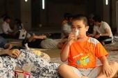 Những đứa trẻ trong vụ cháy chung cư Carina Plaza