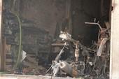 Cháy nhà 2 tầng ở Hóc Môn, bé 2 tuổi tử vong
