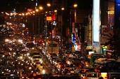 Kẹt xe hàng ngàn chiếc ở cửa ngõ Tân Sơn Nhất