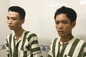 2 tên cướp rút dao dọa cảnh sát khi bị truy bắt