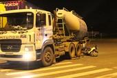 Nam thanh niên chết thảm trên xa lộ Hà Nội