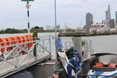 Đi câu phát hiện thi thể thanh niên trên sông Sài Gòn