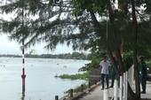 Thi thể người đàn ông trôi gần trạm buýt sông Sài Gòn