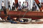 Tìm thấy 2 thi thể vụ tông tàu container trên sông Sài Gòn