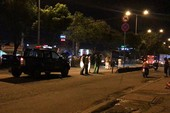 Chạy vào làn ô tô ở Thủ Đức, bị container cán tử vong