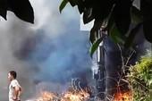 Điện lực TP.HCM thông tin vụ nổ biến thế 2 người bị thương