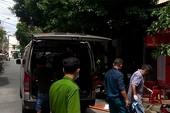 1 người Canada chết trong phòng trọ ở Tân Bình