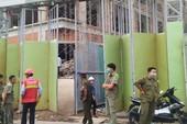 Quận Bình Tân: Tai nạn ở công trình, 2 công nhân tử vong