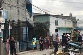 Vợ tử vong, chồng bị thương trong căn nhà không số ở Hóc Môn