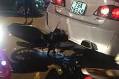 Tai nạn liên hoàn đường Trường Chinh gây kẹt xe