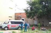 Người đàn ông gục chết trên xe máy ở quận Bình Tân