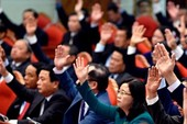 Tháng 12 sẽ lấy phiếu tín nhiệm các chức danh cấp cao của Đảng