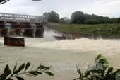 Hồ Dầu Tiếng xả lũ ít ảnh hưởng đến TP.HCM