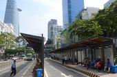 TP.HCM có trạm điều hành xe buýt hiện đại