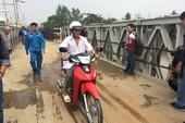 Cầu Long Kiểng thông xe trở lại