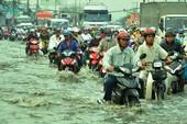 Đỉnh triều kỷ lục tại Sài Gòn là 1,71 m