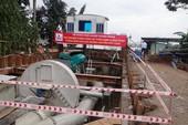 Đề xuất thuê máy bơm 'khủng' chống ngập trong 6 năm
