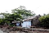 Cà Mau: Bờ biển Tây sạt lở rất nghiêm trọng