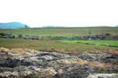 Hàng ngàn người xới tung đất tìm đá đen