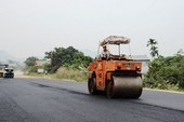 Đường 3.000 tỉ nối Hà Nội-Hòa Bình chạy nước rút