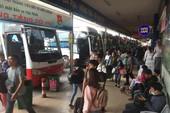 Nhiều người đổ xô về Bến xe Miền Đông trước kỳ nghỉ lễ 2-9
