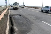 Bộ trưởng Bộ GTVT nói gì về sửa chữa cầu Thăng Long?
