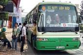 Dùng điện thoại có thể mua vé xe buýt thông minh