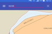 Xem quy hoạch sử dụng đất trên điện thoại