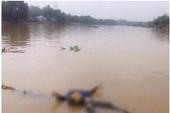 Hai nam thanh niên chết bất thường trên sông Đồng Nai
