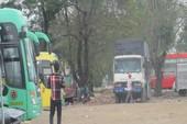 Kiểm tra dự án BV cho thuê đất làm bến xe chui