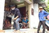 Dọn vỉa hè tuyến kinh doanh đồ gỗ đường Trường Chinh