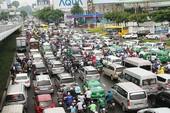 Thêm giải pháp giải cứu kẹt xe khu Tân Sơn Nhất