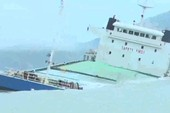 Bình Định phát hiện thêm 4 thi thể thuyền viên gặp nạn