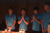 Đức Huy, Công Phượng và buổi sinh nhật đáng nhớ