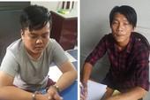 Truy camera, bắt nhóm cướp ngân hàng ở Tân Phú