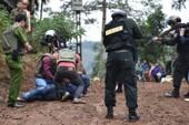 Cận cảnh Công an vây bắt trùm ma túy ở Sơn La