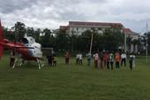 Giải cứu thành công nhóm công nhân HAGL trong vụ vỡ đập ở Lào