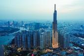 Góc nhìn TP.HCM từ đỉnh tòa nhà cao nhất Việt Nam