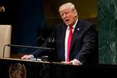 Ông Trump phát biểu về nước Mỹ, Đại hội đồng LHQ cười ồ