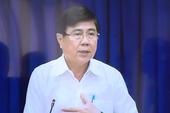 Những lời chia sẻ của chủ tịch UBND TP.HCM với dân Thủ Thiêm