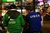 Grab liệu có buộc phải 'ly hôn' với Uber tại  Việt Nam?