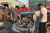"""Hải quan thông báo tìm chủ của hơn 3.000 container """"rác"""""""
