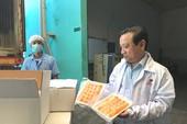 Lần đầu tiên lòng đỏ trứng vịt muối Việt Nam 'bay' sang Úc