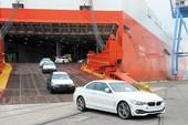 Rục rịch cho thị trường Tết, ô tô nhập tràn về VN tăng kỷ lục