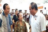 Bí thư Nguyễn Thiện Nhân: Sau họp QH, tôi sẽ gặp cử tri quận 2