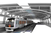 TP.HCM đề nghị được 'tự quyết' dự án đường sắt đô thị