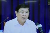 10 vấn đề chủ tịch TP.HCM xin ý kiến người dân Thủ Thiêm