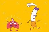 8 thực phẩm ngăn chặn cơn thèm thuốc lá